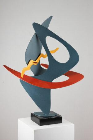 Absract sculpture-PaulStein-WarmFeelings