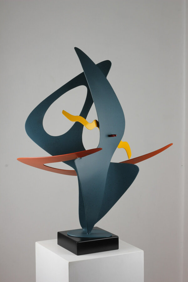 Absract sculpture-PaulStein-WarmFeelings2