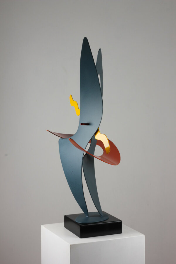 Absract sculpture-PaulStein-WarmFeelings3