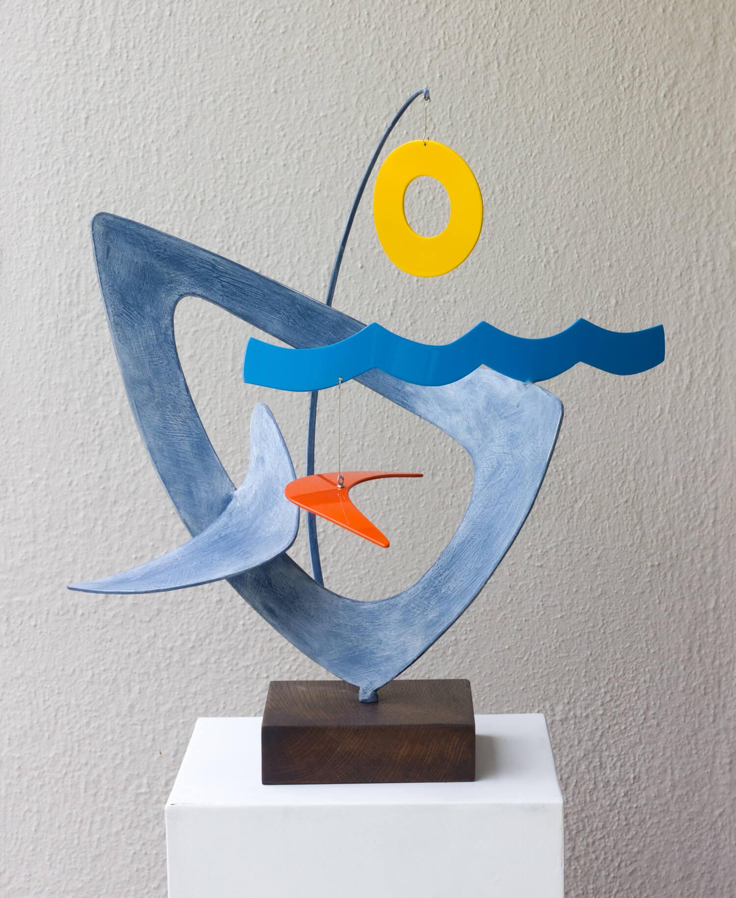 Absract- sculpture-PaulStein-seascape