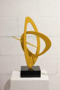absract sculpture paulstein equinox