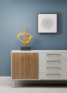 absract sculpture paulstein equinox3