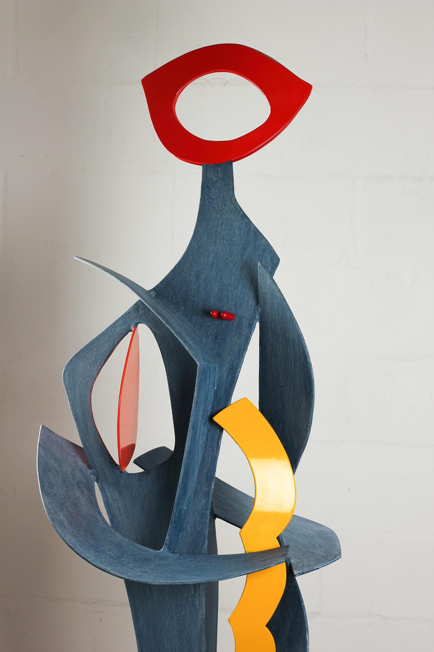 Absract- sculpture-PaulStein-FreshStart