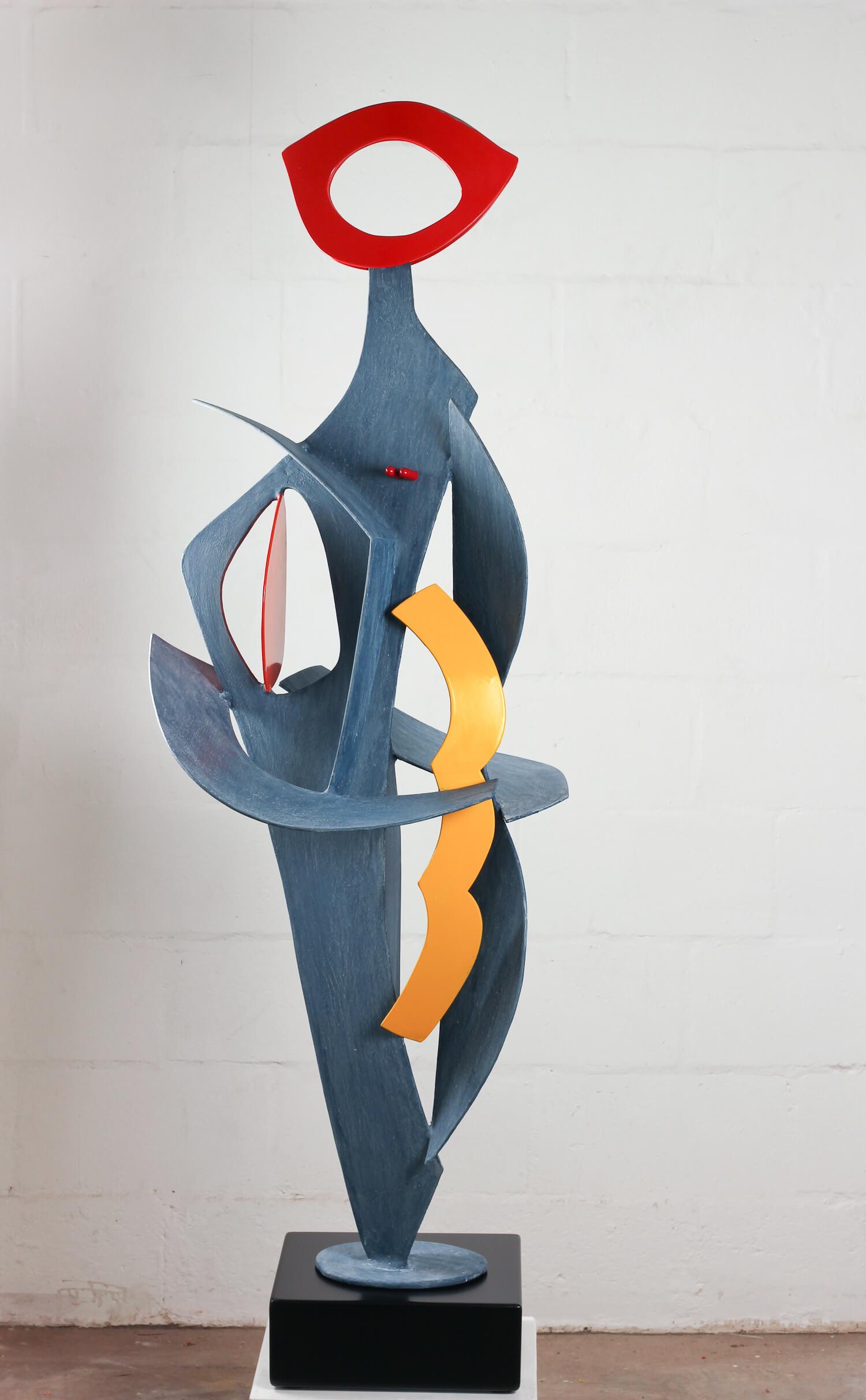 Absract- sculpture-PaulStein-FreshStart2