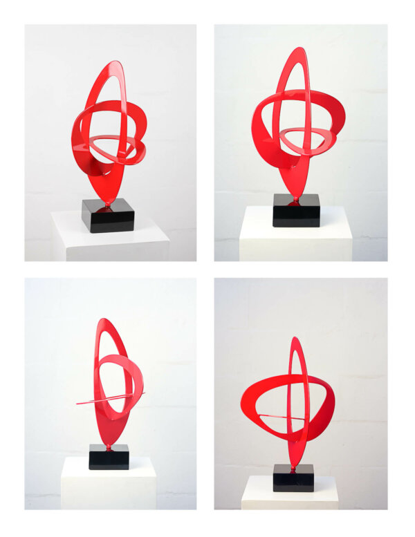 Abtsract_ Sculpture_PaulStein_FreeReign