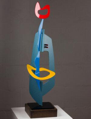 Abstract_ Sculpture_Paul -Stein_SteadyGaze 2