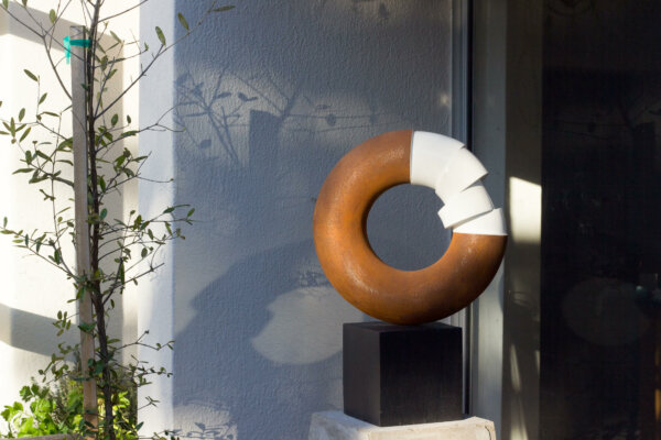 Abstract_ Sculpture_Paul -Stein_Torus Study